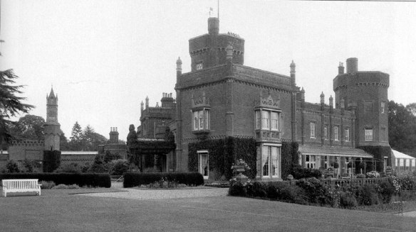Rougham Hall  - archive 1900