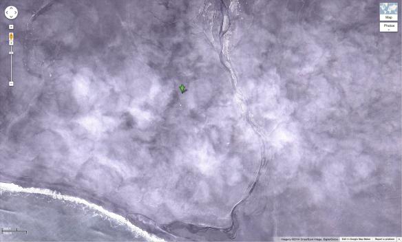 Google Satellite of DC3