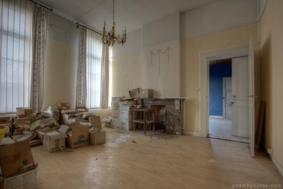 Villa Directeur - upstairs room