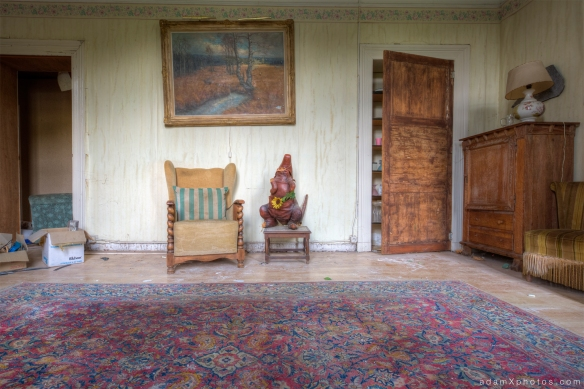 Villa Directeur - the kangaroo room