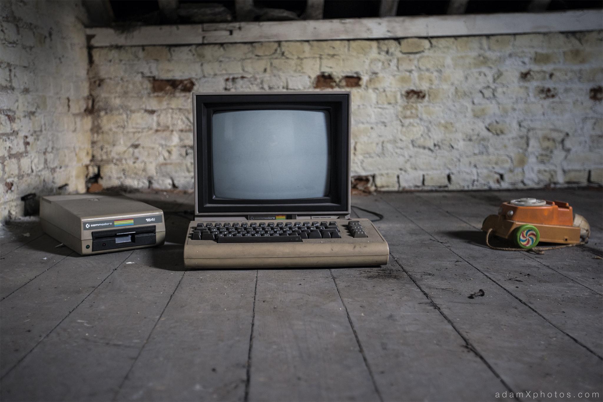 Villa Directeur - Commodore 64