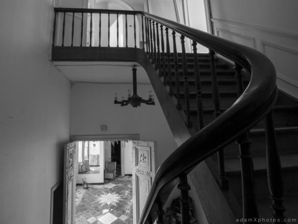 Villa Directeur - staircase