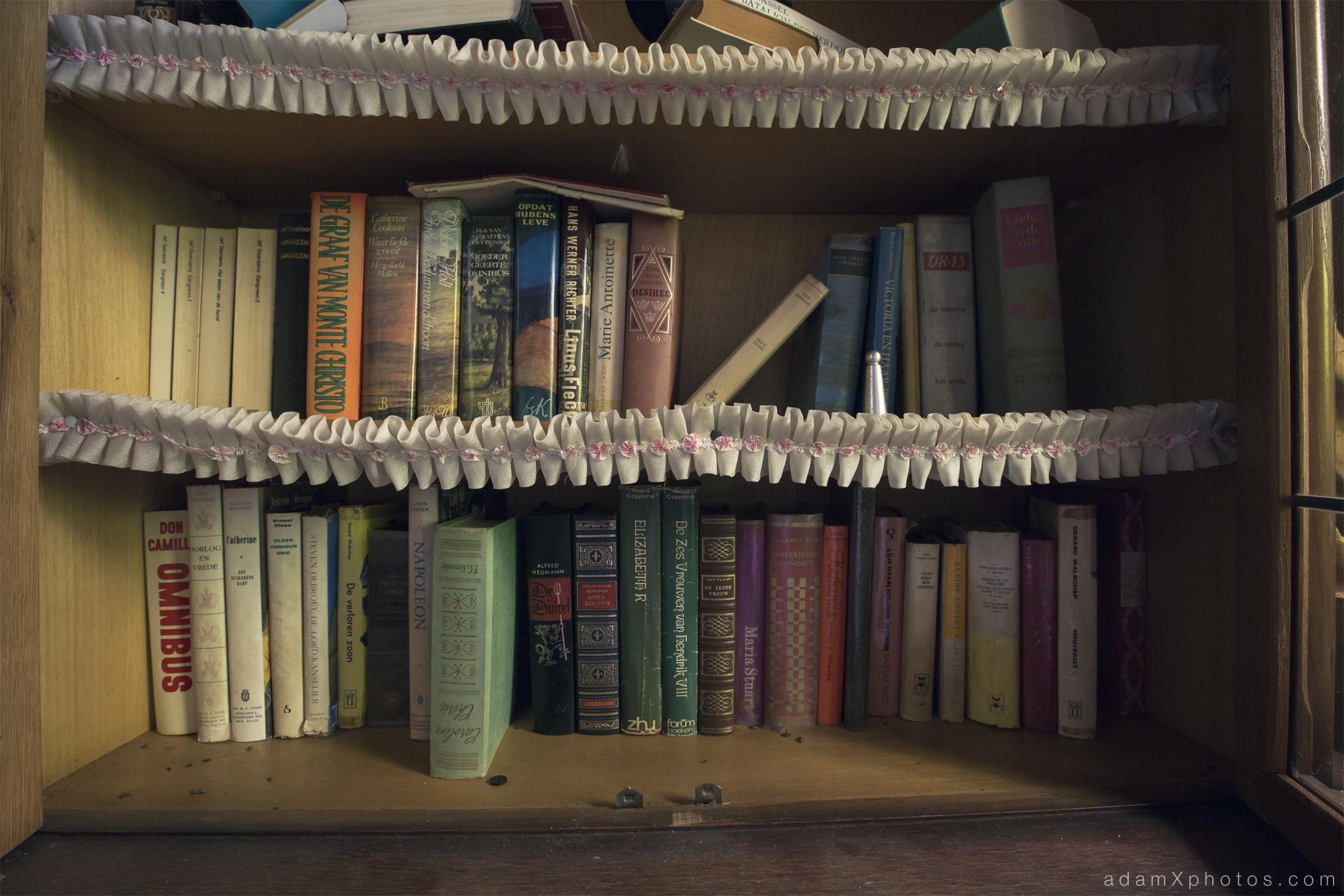Maison Clementine - books