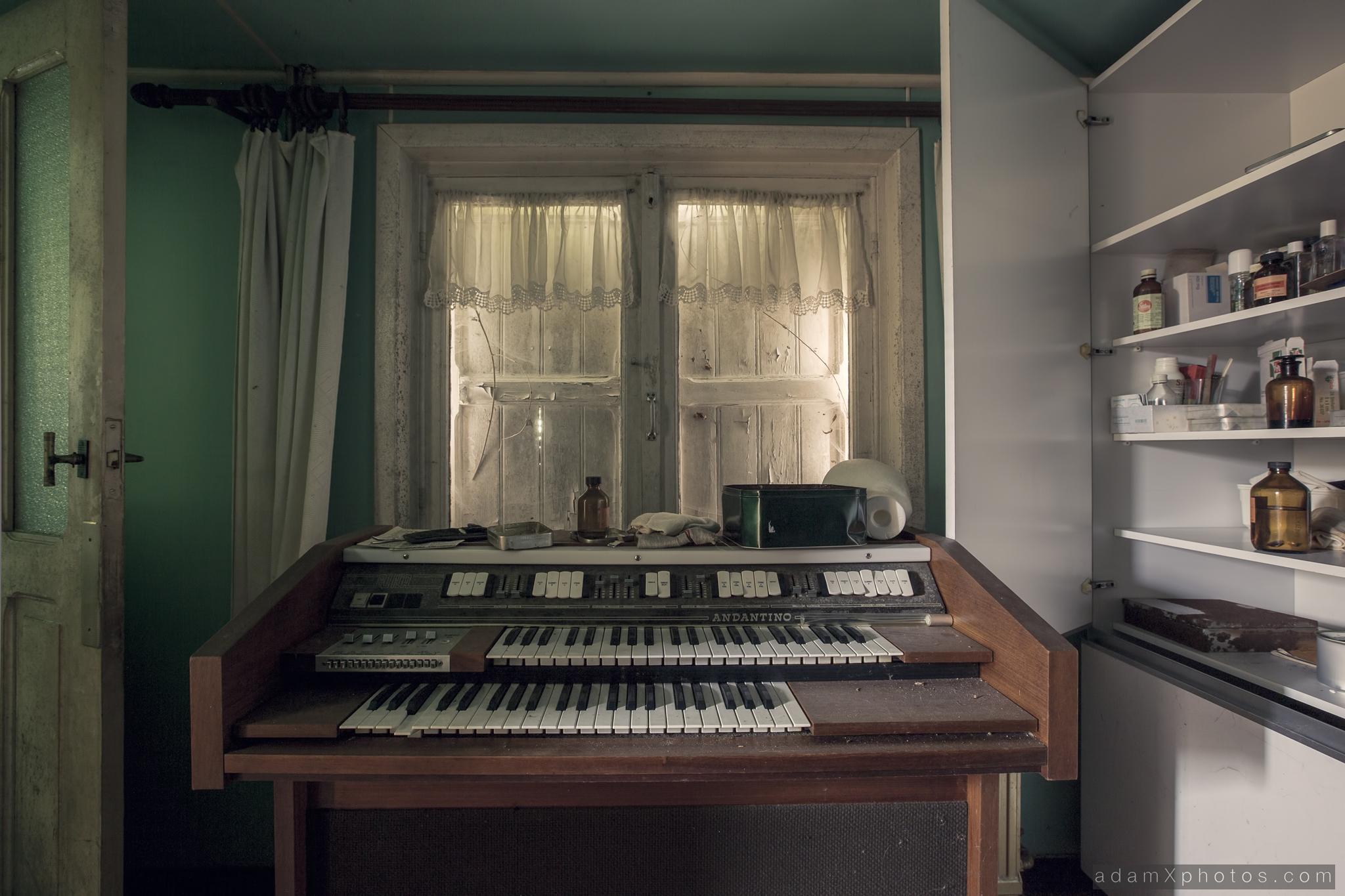 Maison Clementine - organ