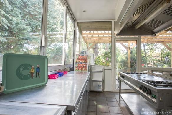 """""""Hotel Allegria"""" """"Adam X"""" Urbex Urban Exploration Belgium kitchen"""