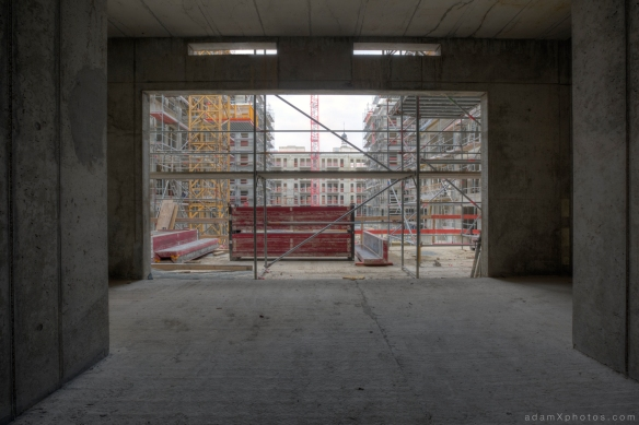 Adam X Urbex Urban Exploration Abandoned Germany Courthouse building site
