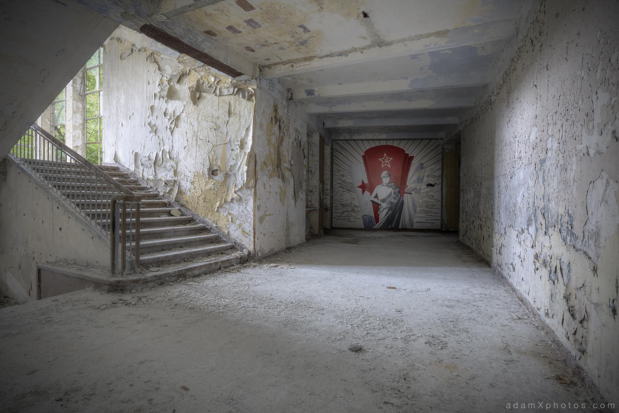explore 95 altes lager soviet air base and flight school j terbog germany august 2014 adam x. Black Bedroom Furniture Sets. Home Design Ideas