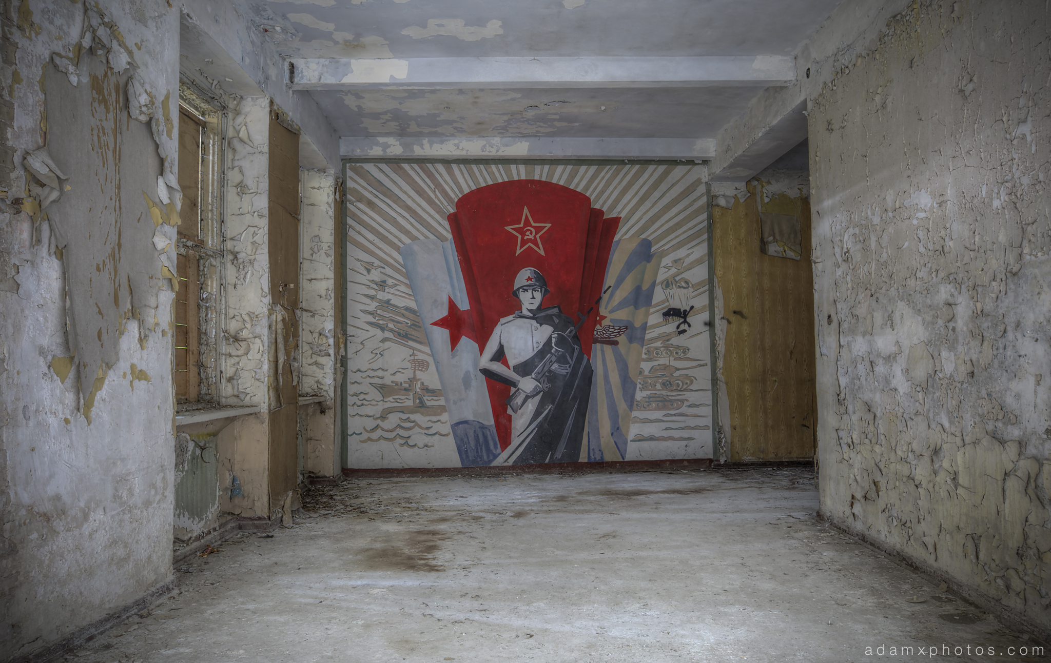Explore 95 Altes Lager Soviet Air Base And Flight School