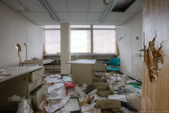 Office Sovereign House HMSO Norwich Urbex Adam X Urban Exploration 2015 Abandoned decay lost forgotten derelict