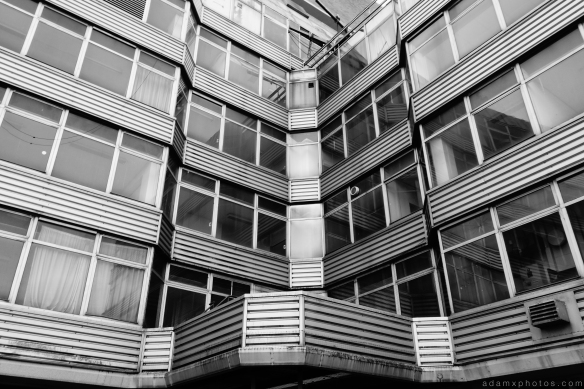 External outside windows Sovereign House HMSO Norwich Urbex Adam X Urban Exploration 2015 Abandoned decay lost forgotten derelict