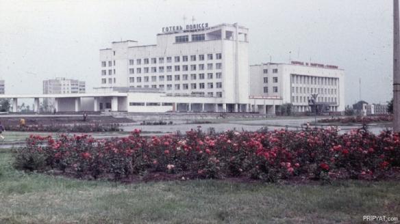 Polyssya Hotel Old