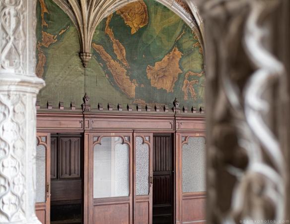 detail maps CDC Chambre De Commerce Antwerp Belgium Antwerpen Urbex Adam X Urban Exploration 2015 Abandoned decay lost forgotten derelict