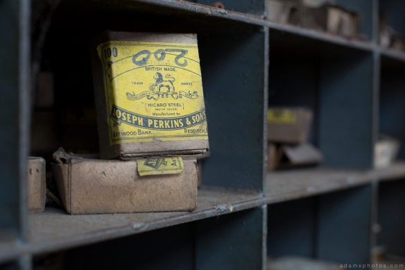 joseph perkins & sons West Bromwich Spring Company Helical Works Springs industry industrial Urbex Adam X Urban Exploration 2015 Abandoned decay lost forgotten derelict