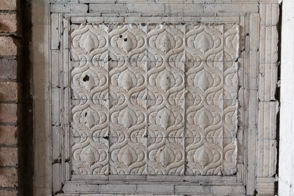 Minton Hollins & Co victorian tiles vintage The Grand Hotel Birmingham Urbex Adam X Urban Exploration 2015 Abandoned decay lost forgotten derelict