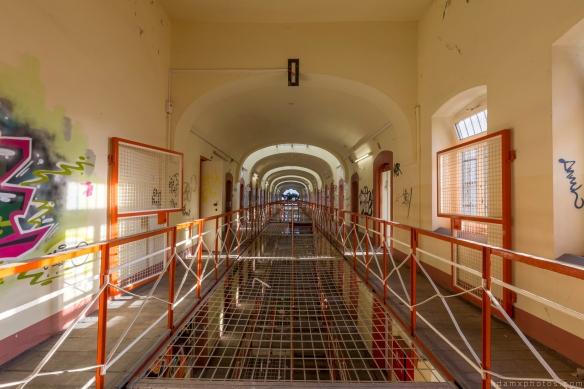 Prison H19 Germany Deutschland Urbex Adam X Urban Exploration Access 2016 Abandoned decay lost forgotten derelict