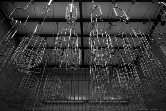 Baskets kaue Zeche M Zeche Heinz Mine Bergwerk Germany Deutschland Urbex Adam X Urban Exploration Access 2016 Abandoned decay lost forgotten derelict