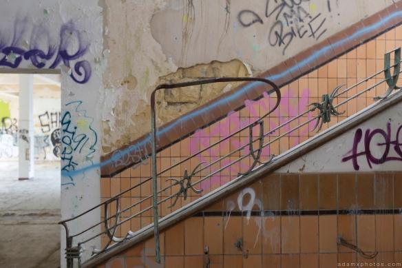 Preventorium Dolhain TB Hospital Belgium Belgie Belgique Urbex Adam X Urban Exploration Access 2016 Abandoned decay lost forgotten derelict