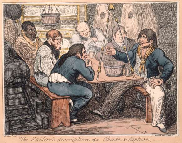 hms victory drinking