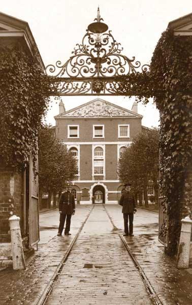 Royal Hospital Haslar old photos photographs tramway