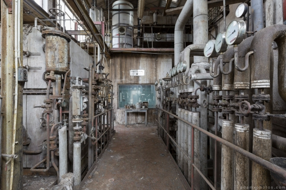 Pipes valves Usine S Belgium Textile Wool Factory Urbex Adam X Urban Exploration Access 2016 Abandoned decay lost forgotten derelict