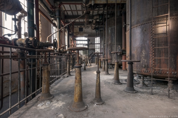 Usine S Belgium Textile Wool Factory Urbex Adam X Urban Exploration Access 2016 Abandoned decay lost forgotten derelict