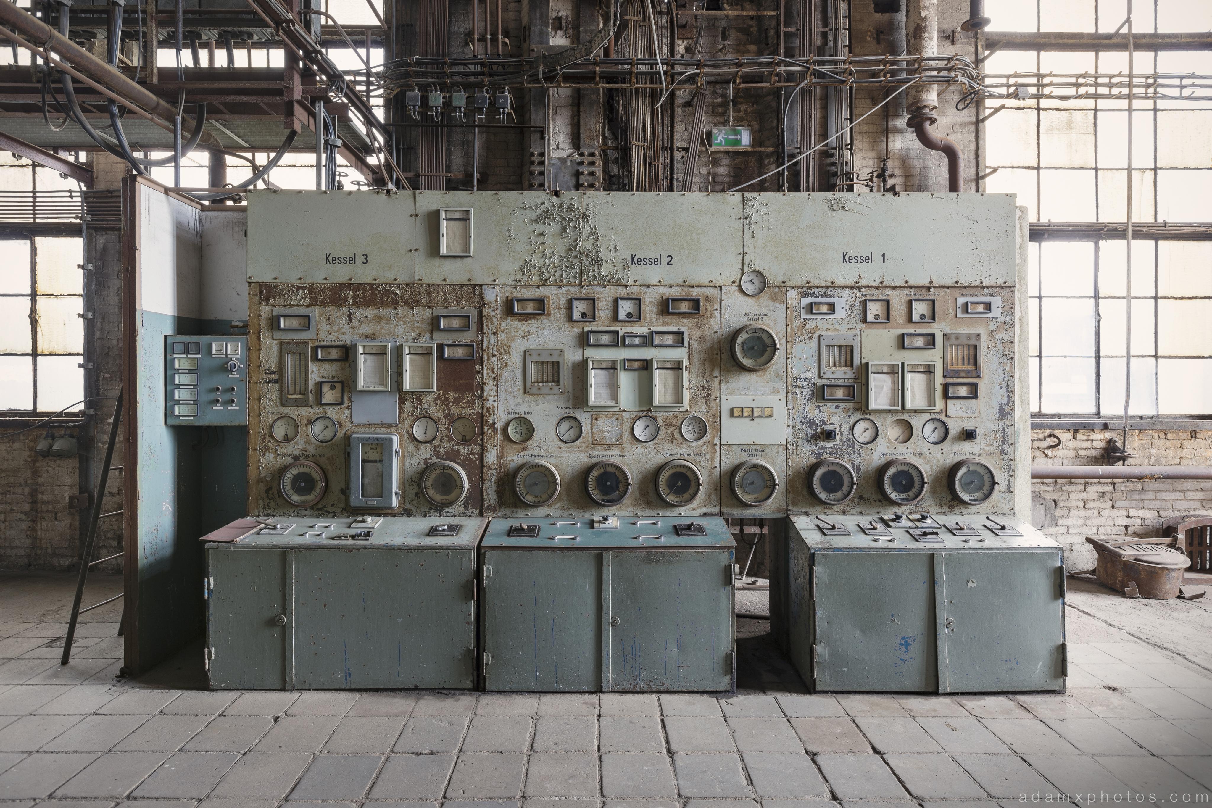 Explore #161: Kraftwerk Plessa Powerplant (permission visit) – May ...