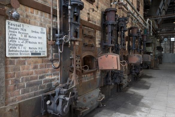 Boiler furnaces Kraftwerk Plessa Urbex Powerplant Germany Adam X Urban Exploration Access 2016 Abandoned decay lost forgotten derelict location