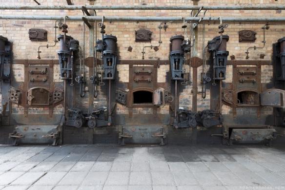 Kessel boilers furnaces Kraftwerk Plessa Urbex Powerplant Germany Adam X Urban Exploration Access 2016 Abandoned decay lost forgotten derelict location